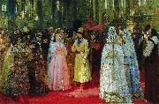 Ilya Repin Grand Duke Choosing His Bride oil painting picture wholesale